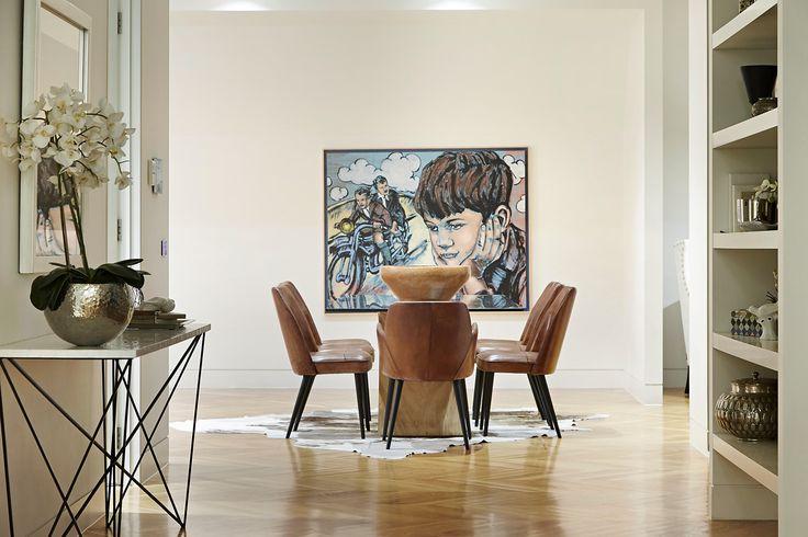 Spacious dining room | Penthouse 12-14 Spring Road, Malvern