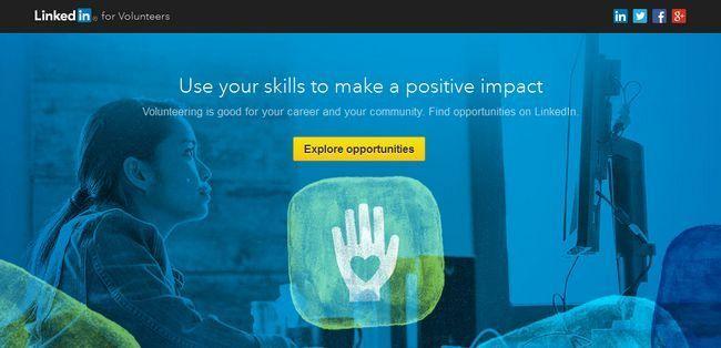 NUNO PRESS GROUP.: LinkedIn lanza Volunteer Marketplace, para ofrecer...