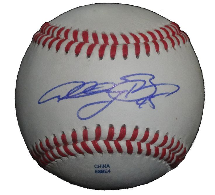 Anthony Bass Autographed Rawlings ROLB1 Leather Baseball, Proof Photo #AnthonyBass #HoustonAstros #Houston #Astros #Stros #MLB #Baseball #Autographed #Autographs #Signed #Signatures #Memorabilia #Collectibles #FreeShipping #BlackFriday #CyberMonday #AutographedwithProof #GiftIdeas #Holidays #Wishlist #DadsGrads #ValentinesDay #FathersDay #MothersDay #ManCave