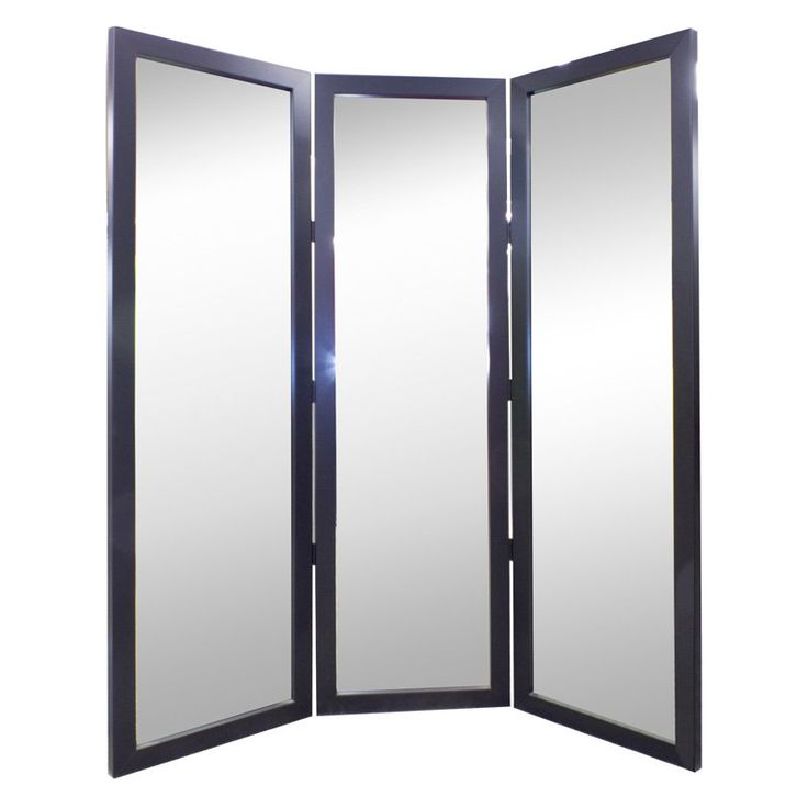 25 best ideas about tri fold mirror on pinterest dressing mirror dressing room mirror and. Black Bedroom Furniture Sets. Home Design Ideas
