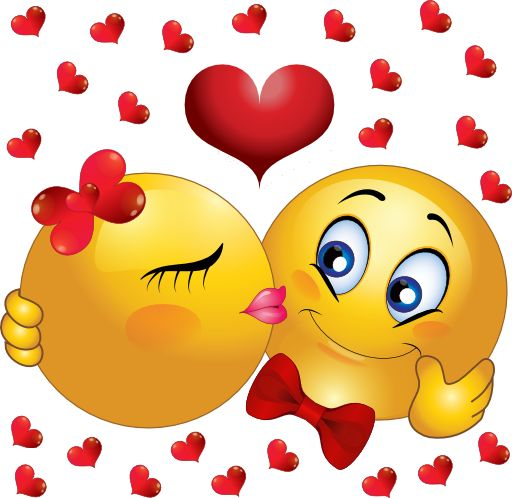 Animated Kiss Emoticons | Displaying (19) Gallery Images For Animated Kiss Smiley...