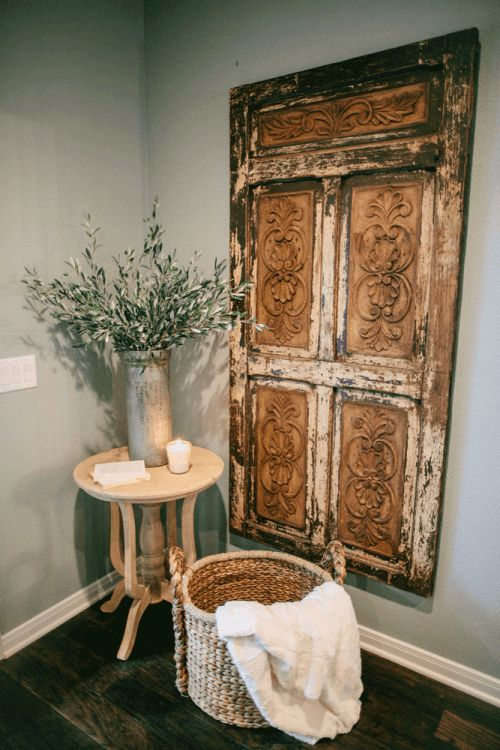 Fixer Upper Doors Wall Decor And Window