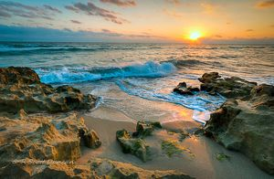 Ross Witham Beach - Stuart, Florida