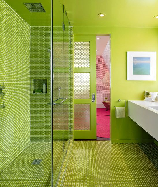 The 25+ best Lime green bathrooms ideas on Pinterest | Lime green ...