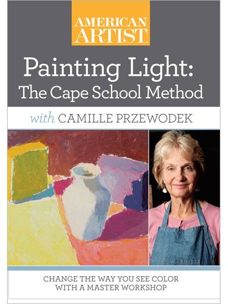 Painting Light: The Cape School Method with Camille Przewodek DVD | NorthLightShop.com