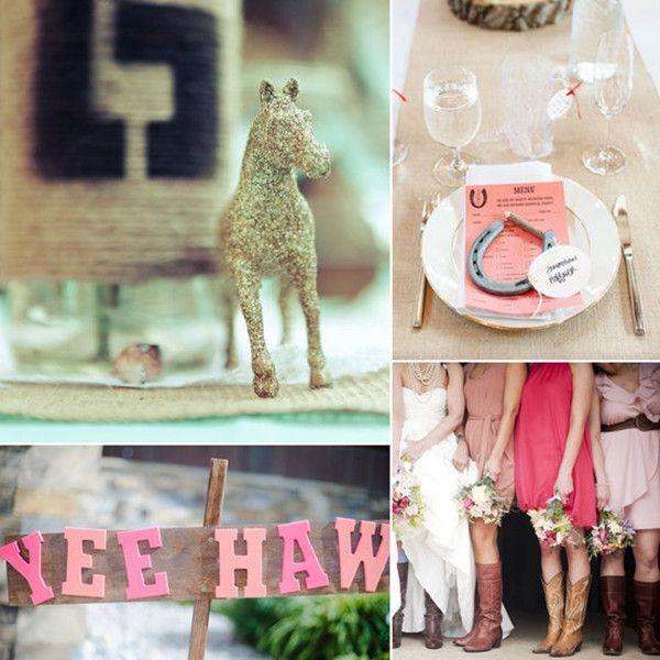 Country Western Cowgirl Bridal Shower www.MadamPaloozaEmporium.com www.facebook.com/MadamPalooza