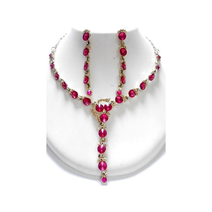 Another high quality Fashion Jewelry Set made up of Cubic Zirconia and American Diamond Stones available at http://skyfashionshop.com/fashion-necklaces/21-fashion-jewelry-set.html