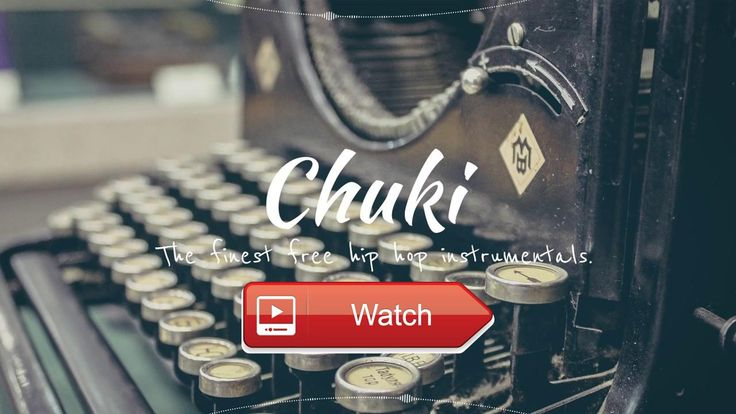 'Classics' Real Chill Relaxing Piano Hip Hop Instrumental  Chuki Music BS Please consider giving the video a 'LIKE' Listening to Using my beats Consider 'SUBSCRIBING' it help