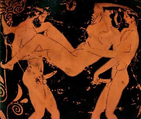 Roman for clitoris