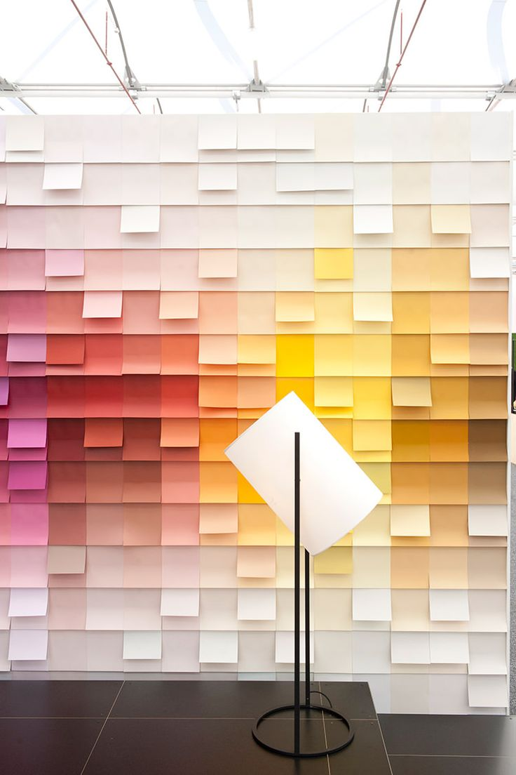 IN/OUT - COLOUR WEEK - EXPERIENCE COLOUR WITH TAUBMANS & ARENT&PYKE