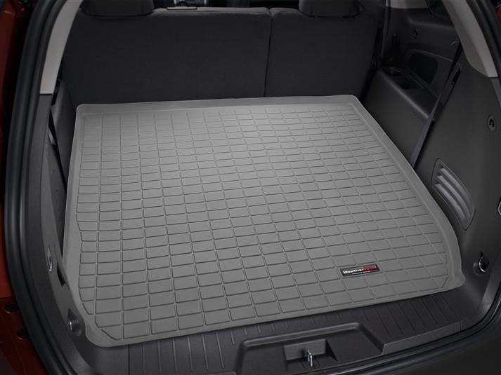 Behind 2nd row $119.95 2017 Chevrolet Traverse | Cargo Mat and Trunk Liner for Cars SUVs and Minivans | WeatherTech.com
