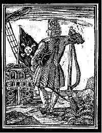 """December 10, 1718: Stede Bonnet, the """"Gentleman #Pirate,"""" was hanged in South Carolina."""