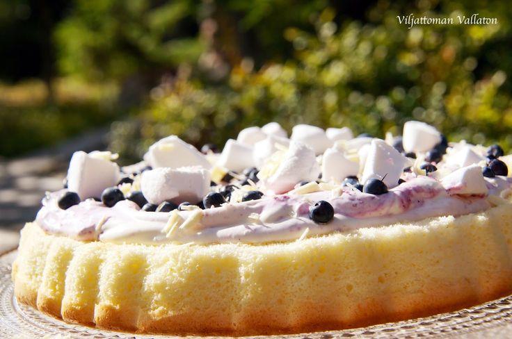 Viljattoman Vallaton: Nopea ja helppo viljaton kakku