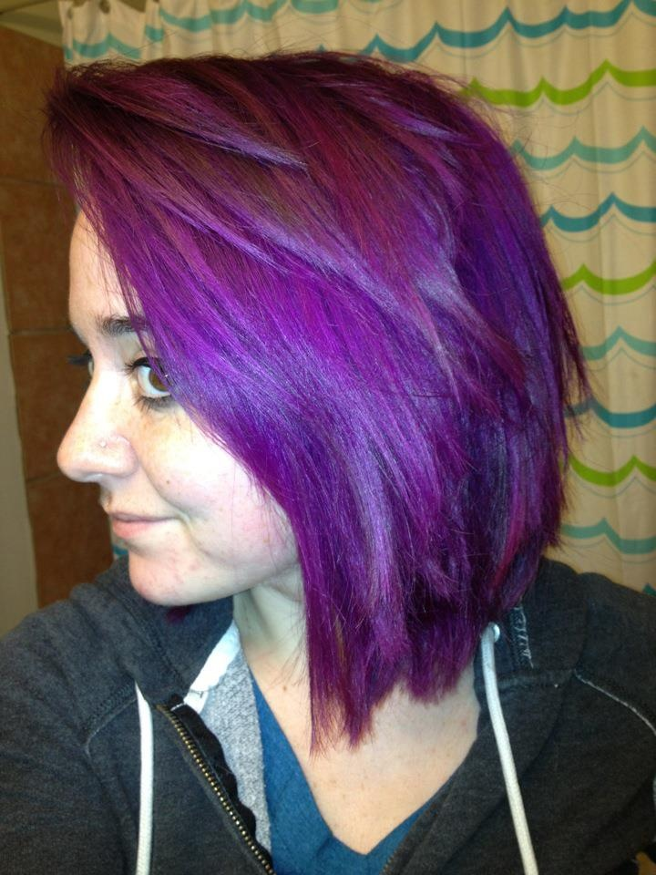 manic panic - purple haze...I really really want this purple!!