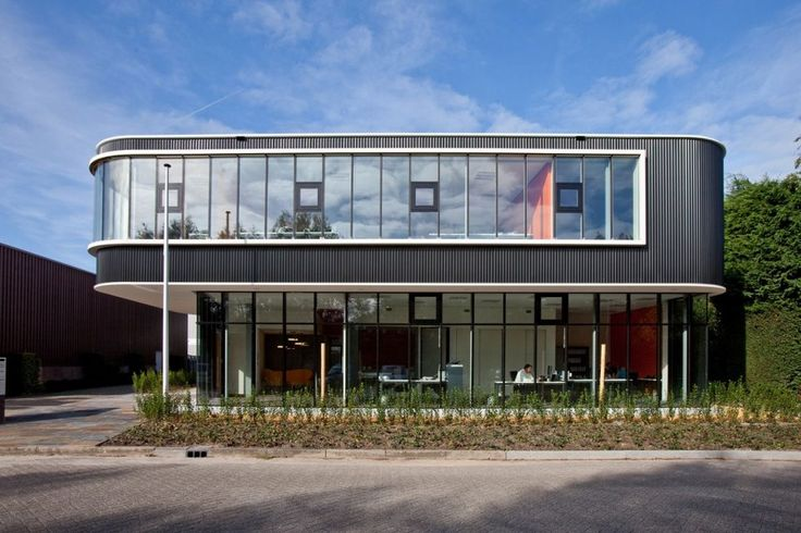 |Novel Best The Verkerk Group Office Building Design By EGM Architects Minimalist Architecture Designs