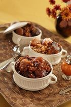 """Lazy Man's Cholent from Leah Schapira's """"Fresh And Easy Kosher Cooking."""""""
