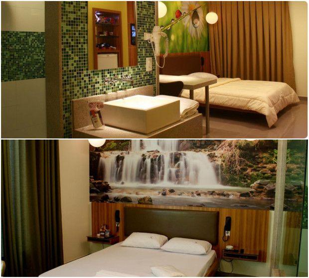 Em São Paulo, motel se destaca por ser sustentável