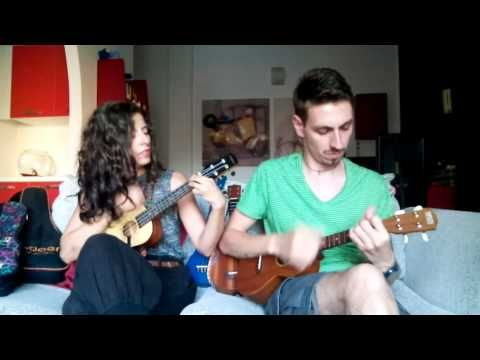 Have You Ever Seen The Rain/Proud Mary/Bad Moon Rising - Medley Cover - Ukulele Alex&Paul - YouTube