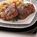Skillet Lamb Chops Recipe | Taste of Home