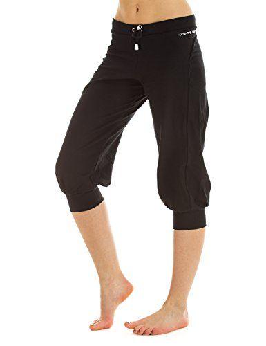 Winshape, Pantaloni da allenamento Donna WBE5, Nero (Schwarz), L Winshape http://www.amazon.it/dp/B00PB3LMK8/ref=cm_sw_r_pi_dp_1S4exb14F1JJ7