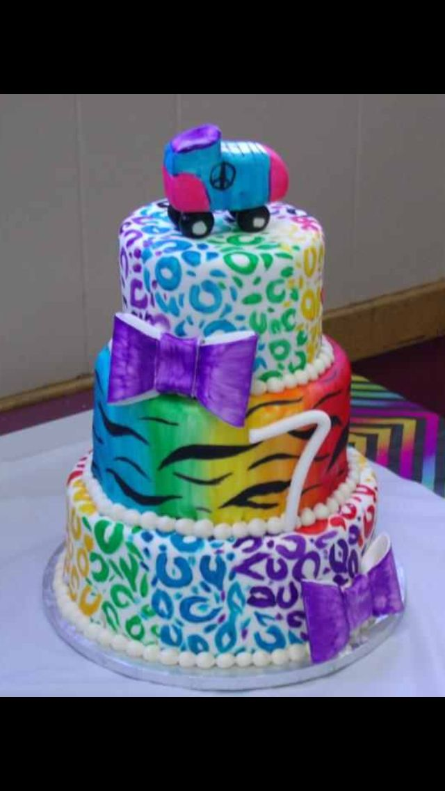 Leopard Cake Designs
