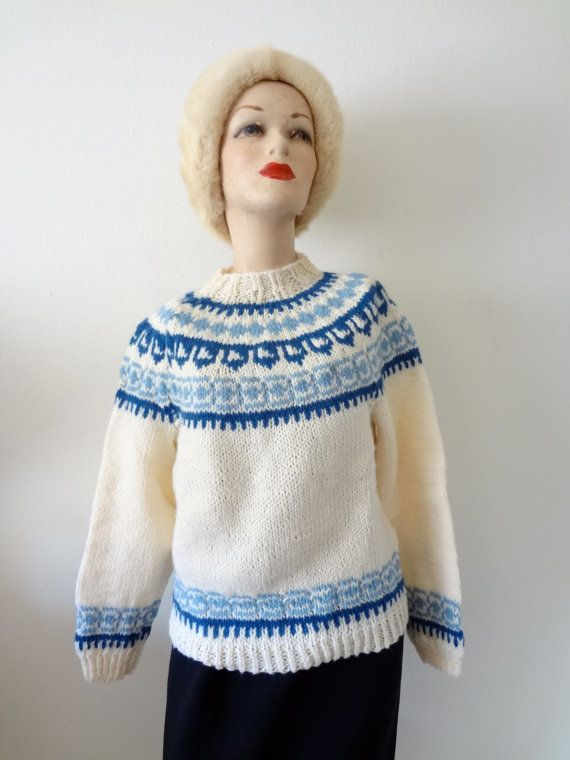 8 best Fair Isle Vintage images on Pinterest | Fair isles, Arm ...