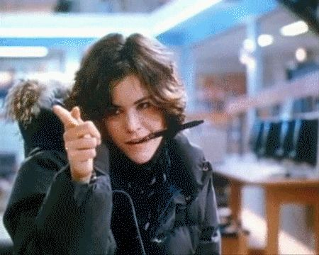 ally sheedy in the breakfast club, TRUE LOVE ----the inside of my purse is JUST like hers!  hahahah  always an adventure going through