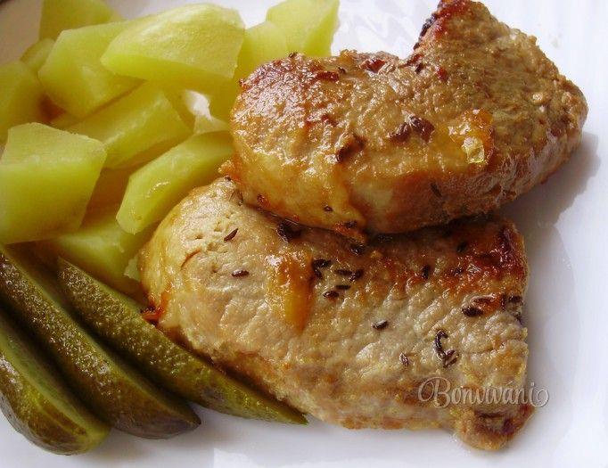 Krízové pečené mäso
