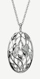 Olivia Pendant, Serling silver, 225€, Design by Carina Blomqvist.