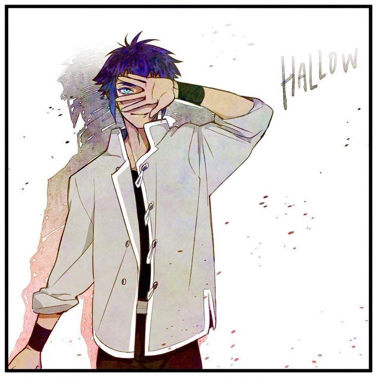 D. Gray-man (DGM) Alma Karma © to Hoshino Katsura