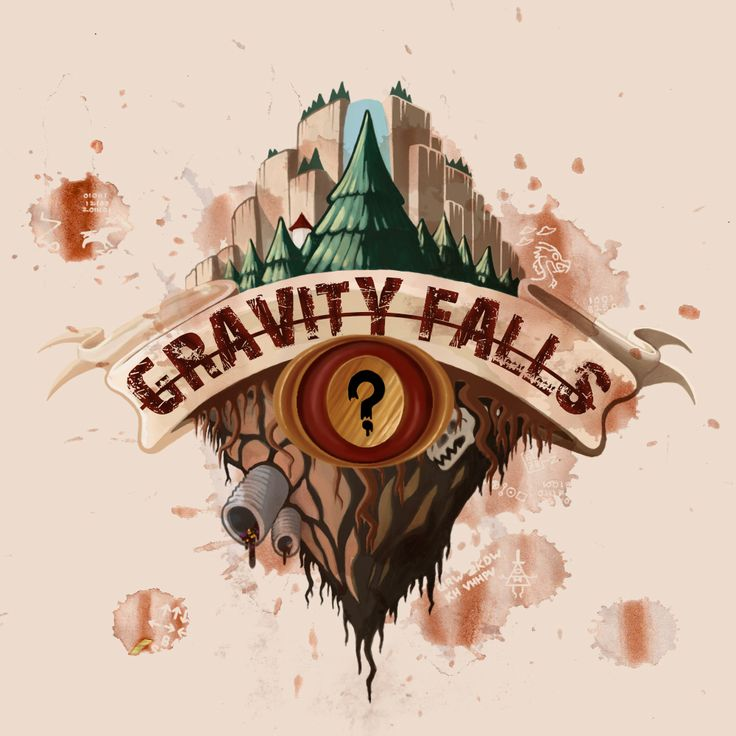Gravity Falls T-Shirt Design by Nomasa.deviantart.com on @deviantART