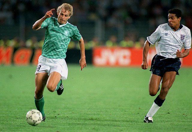 1/2: Germany - England 1:1, pen. 4:3
