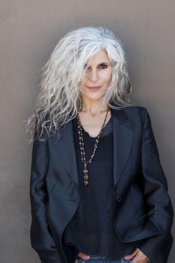 296 Best Long Hair Older Women Images On Pinterest Grey