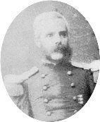 Teniente Coronel Graduado Evaristo Marín, participó en la toma de Pisagua como ayudante del Estado Mayor del General Emilio Sotomayor
