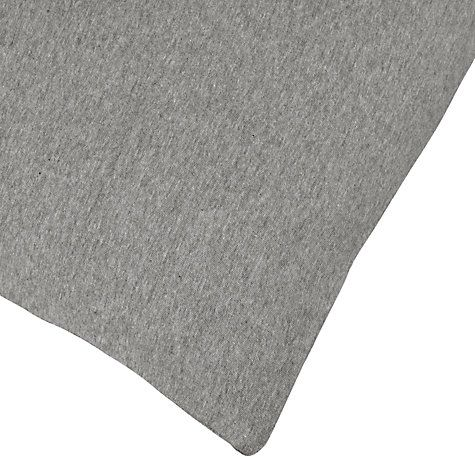 grey marl House by John Lewis Jersey Marl Bedding