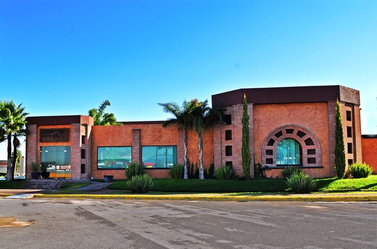 Así luce la fachada Don Artemio Restaurante en Saltillo, Coahuila.