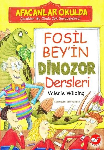 Tırtıl Kids , Afacanlar Okulda: Fosil Bey'in Dinozor Dersleri ,