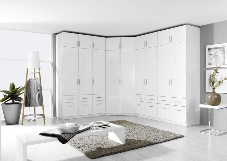 10 best šatní skříně images on Pinterest Bedroom suites - eckschrank badezimmer weiß
