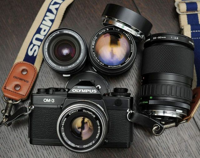 Show us your SLR ..... WHAT? - Page 26 - Rangefinderforum.com