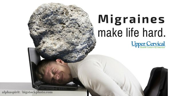 Migraines make life hard! Period. But Upper Cervical Chiropractic is a proven treatment of migraine headaches and migraine symptoms.