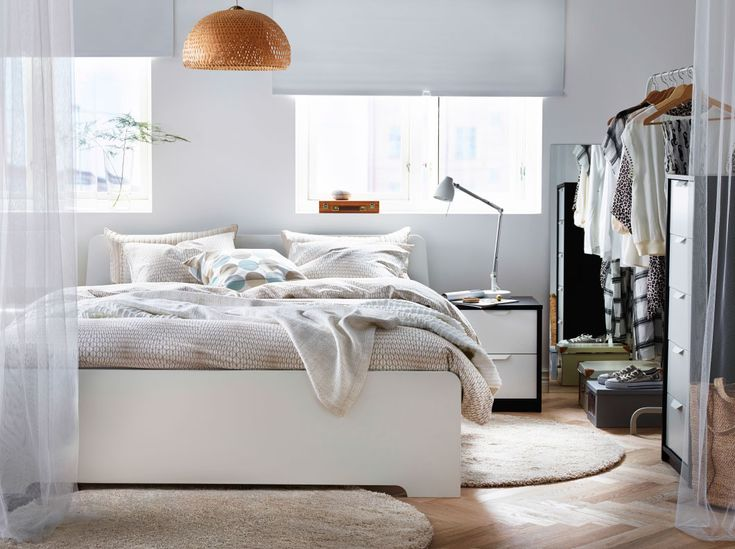 170 best ikea slaapkamers images on pinterest bedroom ideas