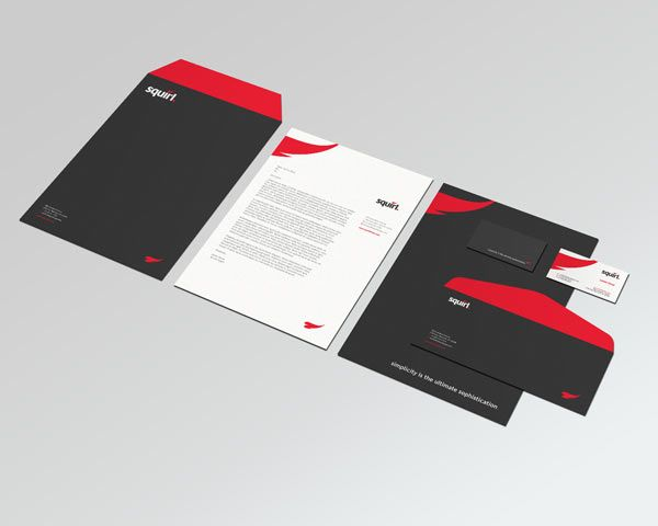 Best 25+ Letterhead design inspiration ideas on Pinterest - corporate letterhead
