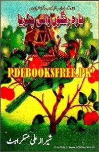 12 Rangon Wali Chirya Novel By Shiraz Ali Pdf Free Download. Urdu Kids Novel Bara Rangon Wali Chirya by Shiraz Ali Muskurahat Read online Free Download Pdf