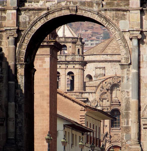 Cuzco, Peru....Unesco world heritage city