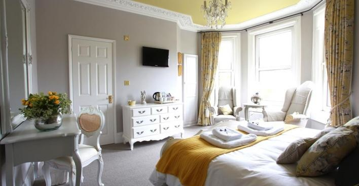 A charming new small boutique hotel experience in Bath.
