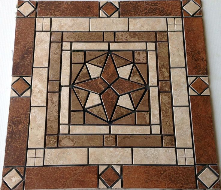 Floor Decor Ideas Lake Tile And More Store Orlando: 34 Best Stone & Glass Medallions Images On Pinterest