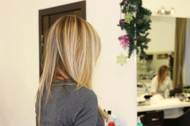 Калифорнийское мелирование волос с ФОТО НАШИХ РАБОТ, цена, техника с видео, в салоне красоты Naturel Studio.