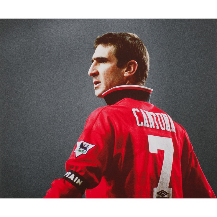 Legends : Eric Cantona