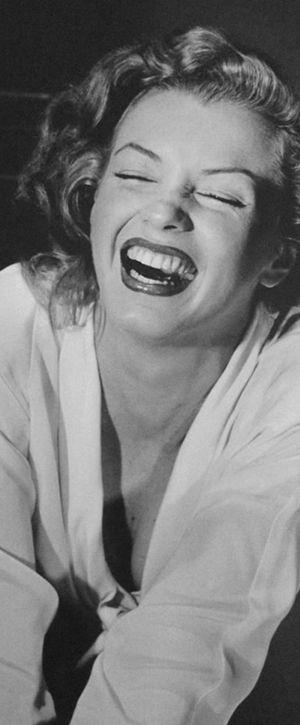 Marilyn. Photo by Phillipe Halsman, 1949.