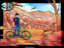 3D Bicycle Project - Illustrations | Ayush Nanda